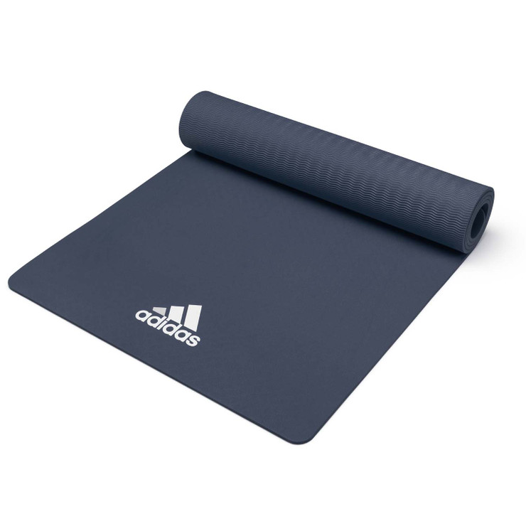 Adidas 8mm Yoga Mat Trace Blue