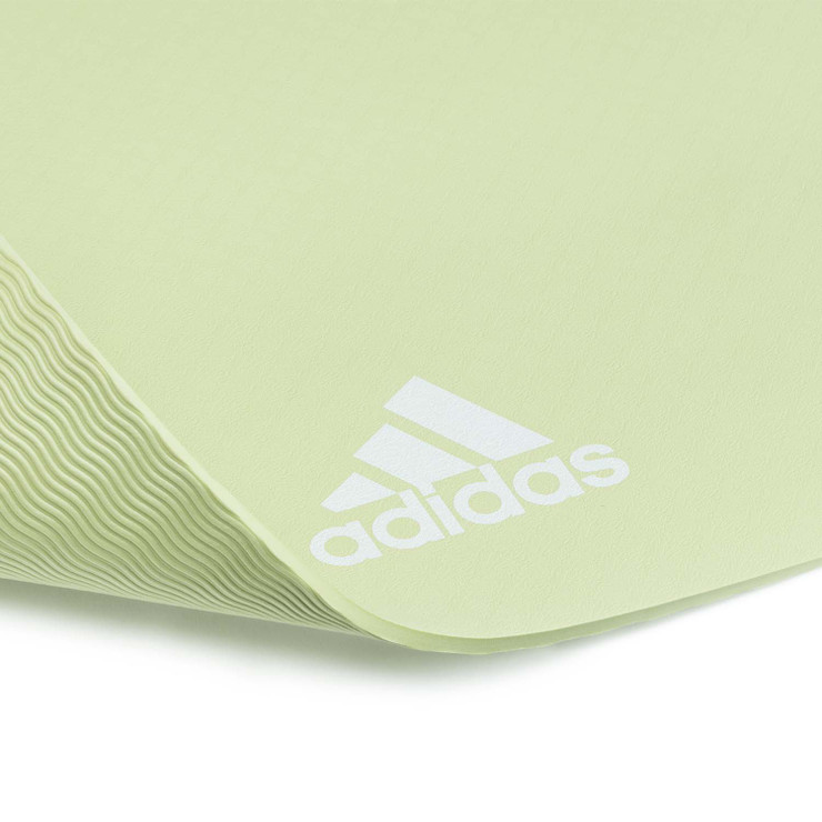 Adidas 8mm Yoga Mat Trace Aero Green