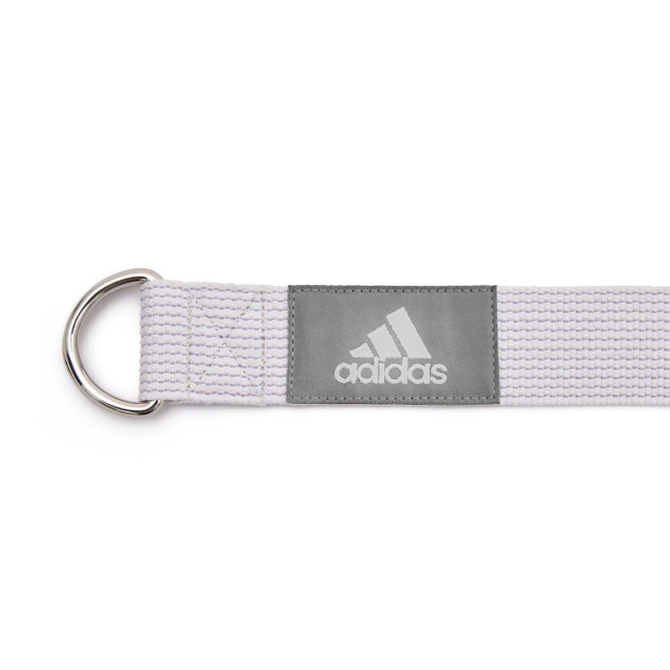 Adidas Chalk White Yoga Strap