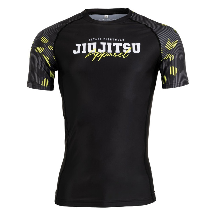 Tatami Fightwear Hazard Short Sleeve Rash Guard