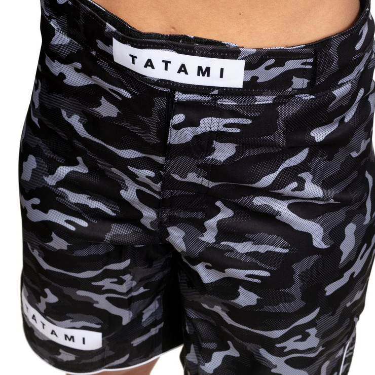 Tatami Fightwear Ladies Rival Grappling Shorts Black/Camo