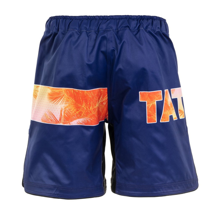Tatami Fightwear Tropic Grappling Shorts Navy