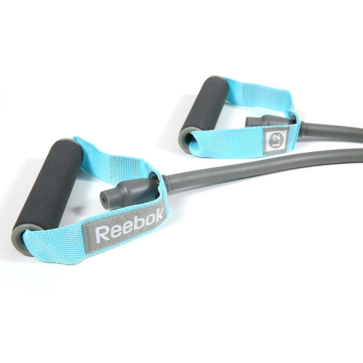 Reebok Medium Resistance Tube Blue