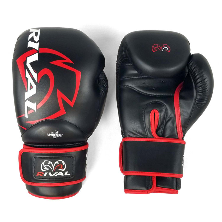 Rival RS4 Aero 2.0 Sparring Gloves Black