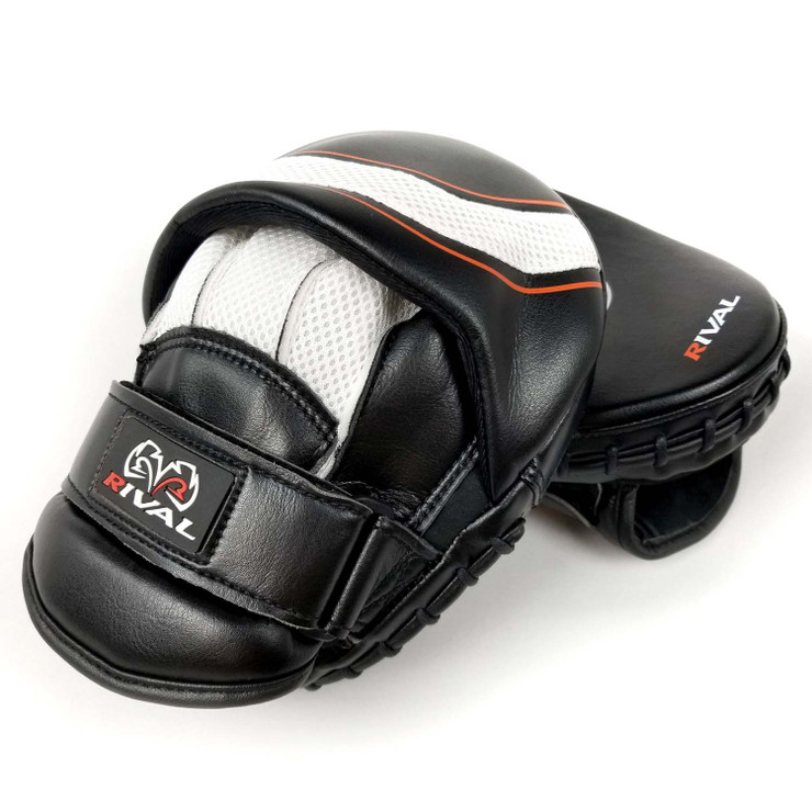 Rival RPM1 Ultra Punch Mitts Black