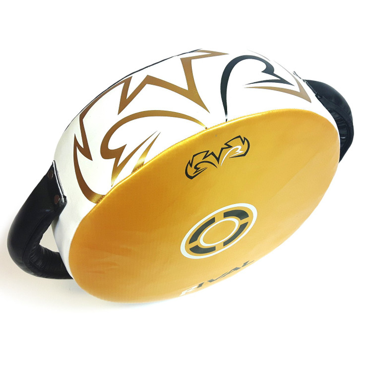 Rival RPS7 Fitness Plus Punch Shield Gold/Black
