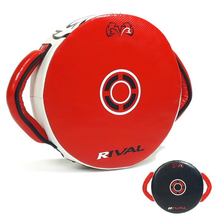 Rival RPS7 Fitness Plus Punch Shield Red/Black