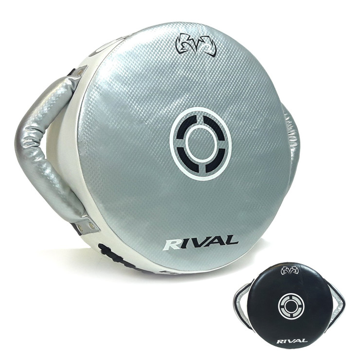 Rival RPS7 Fitness Plus Punch Shield Silver/Black