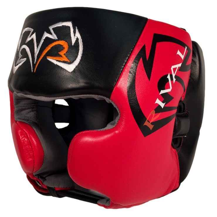 Rival RHG20 Pro Training Head Gear Black/Red