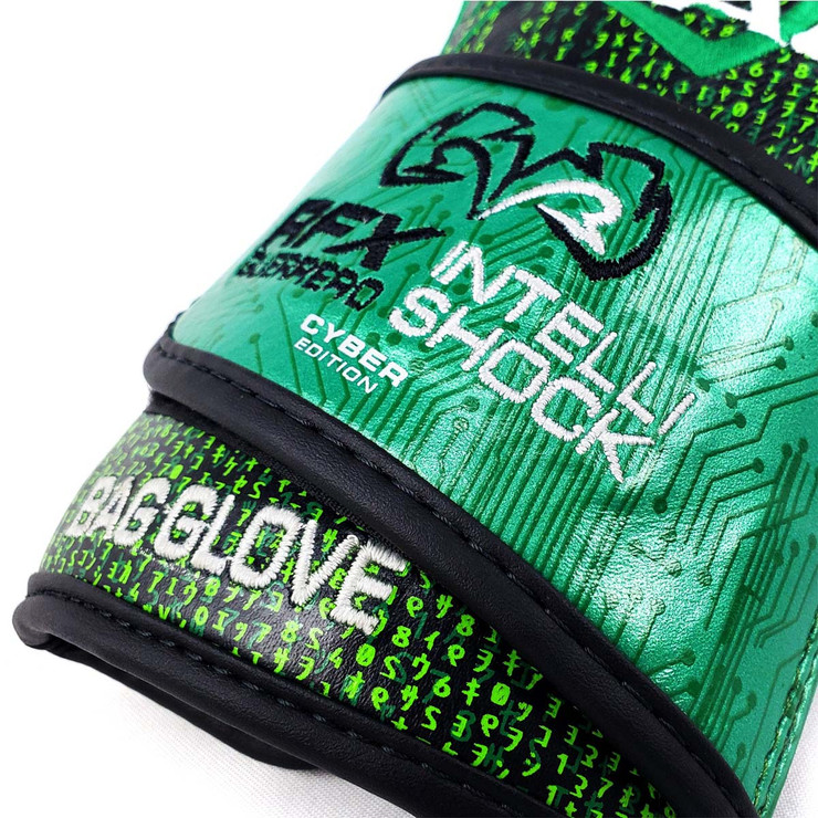 Rival RFX Guerrero Cyber Edition Intelli-Shock Bag Gloves
