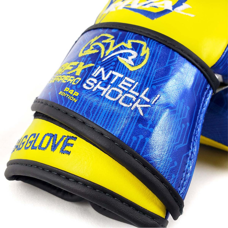 Rival RFX Guerrero P4P Edition Intelli-Shock Bag Gloves