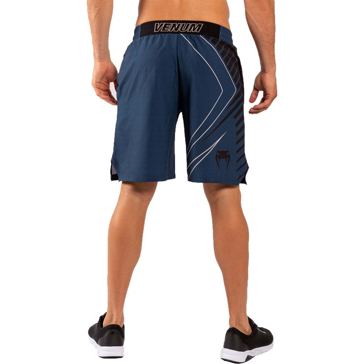 Venum Contender 5.0  Training Shorts  Navy/Black