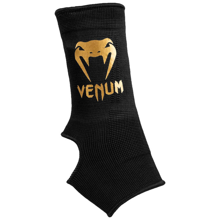 Venum Kontact Ankle Supports Black/Gold