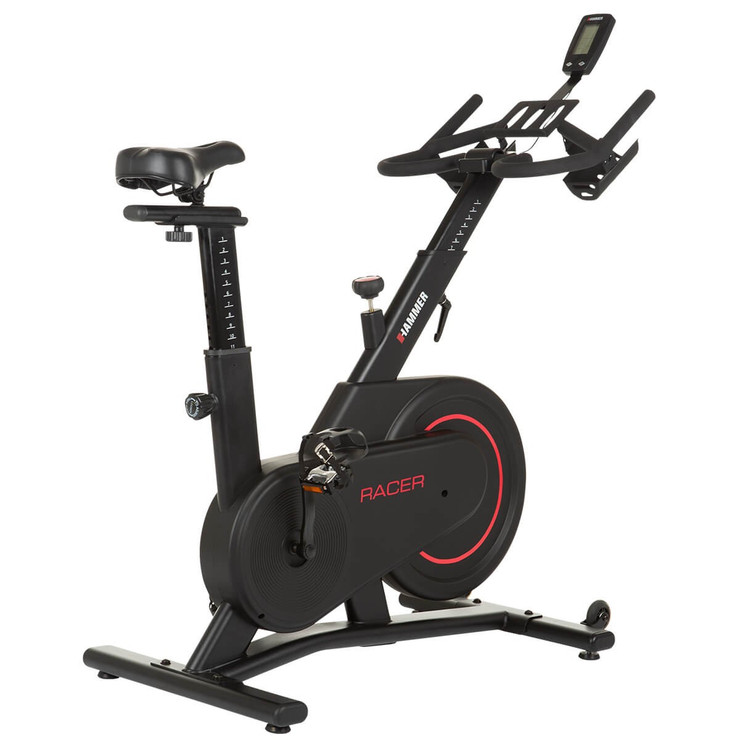 Hammer Fitness Racer Exercise Bike