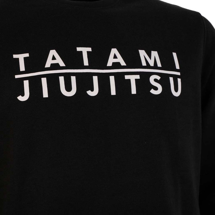 Tatami Fightwear Rival Sweater Black