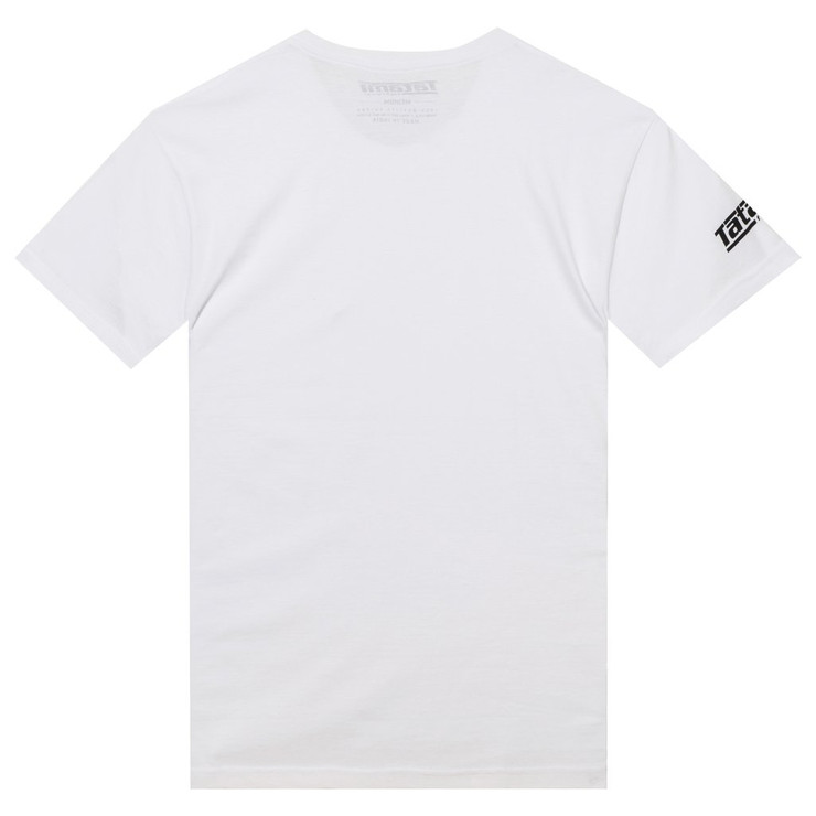 Tatami Fightwear Static T-Shirt  White
