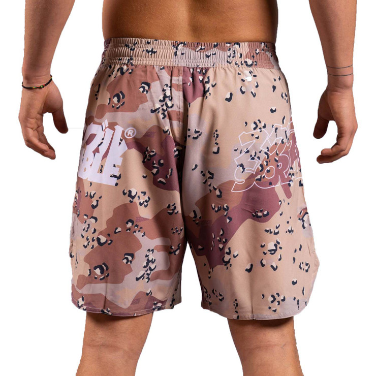 Scramble BASE Choc Chip Grappling Shorts