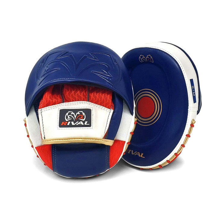 Rival RPM80 Impulse Punch Mitts