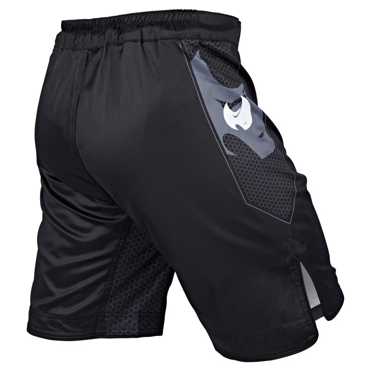 Fumetsu Competitor MK1 Fight Shorts Black