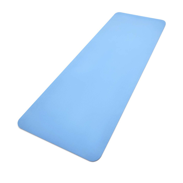 Adidas 8mm Yoga Mat Glow Blue