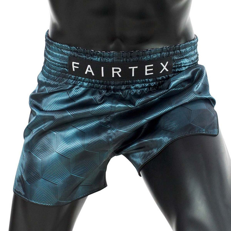 Fairtex BS1902 Stealth Muay Thai Shorts Green