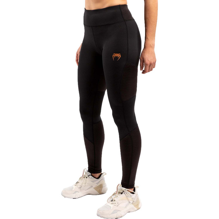 Venum Dune 2.0 Womens Leggings Black/Bronze