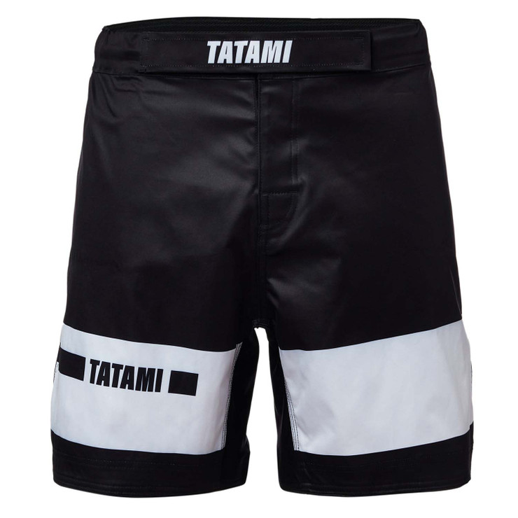 Tatami Fightwear Gallant Grappling Shorts Black