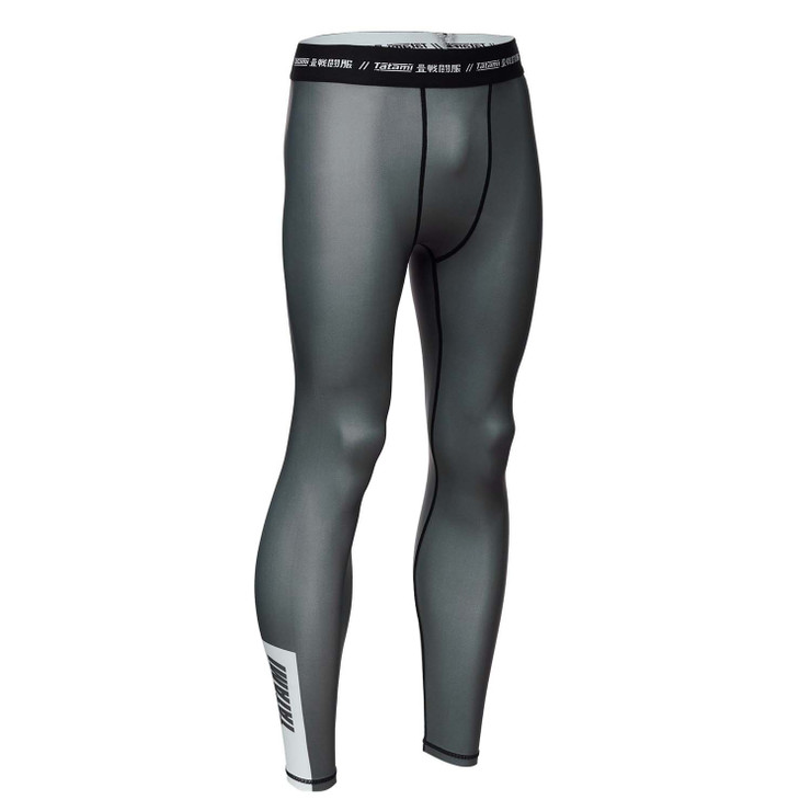 Tatami Fightwear Gallant Grappling Spats Grey