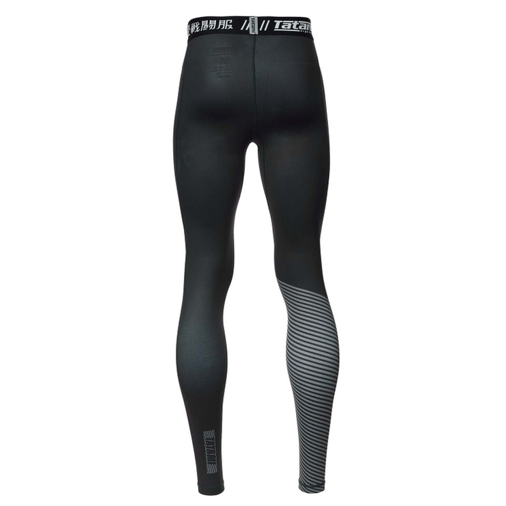 Tatami Fightwear Essential 3.0 Spats Black/Grey