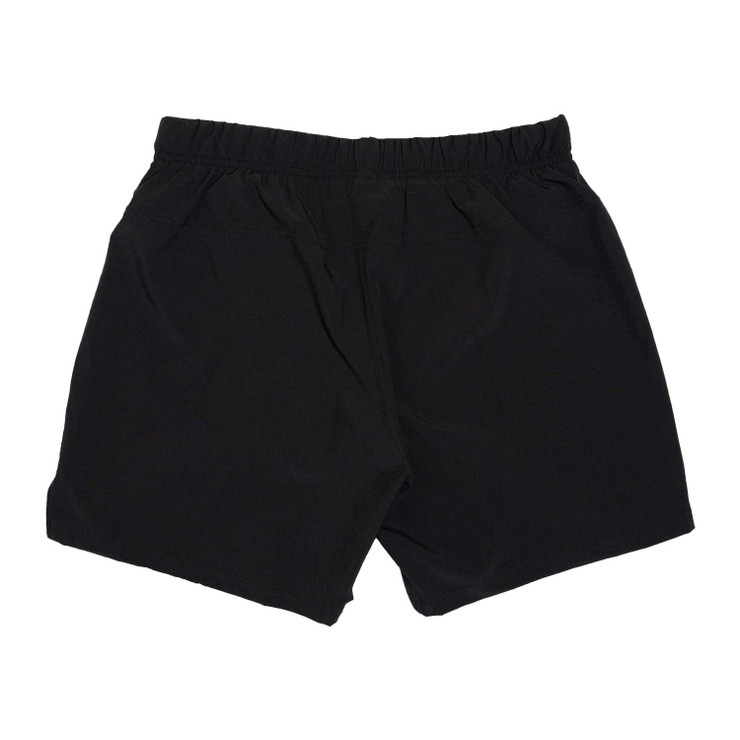 Scramble Tiger Camo Combination Shorts Black