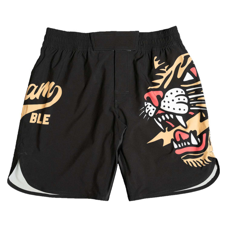 Scramble Tigre Grappling Shorts Black