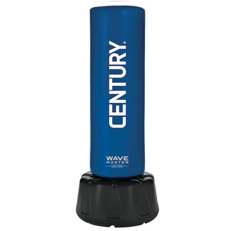 Century Wavemaster 2XL Pro Freestanding Punch Bag Blue