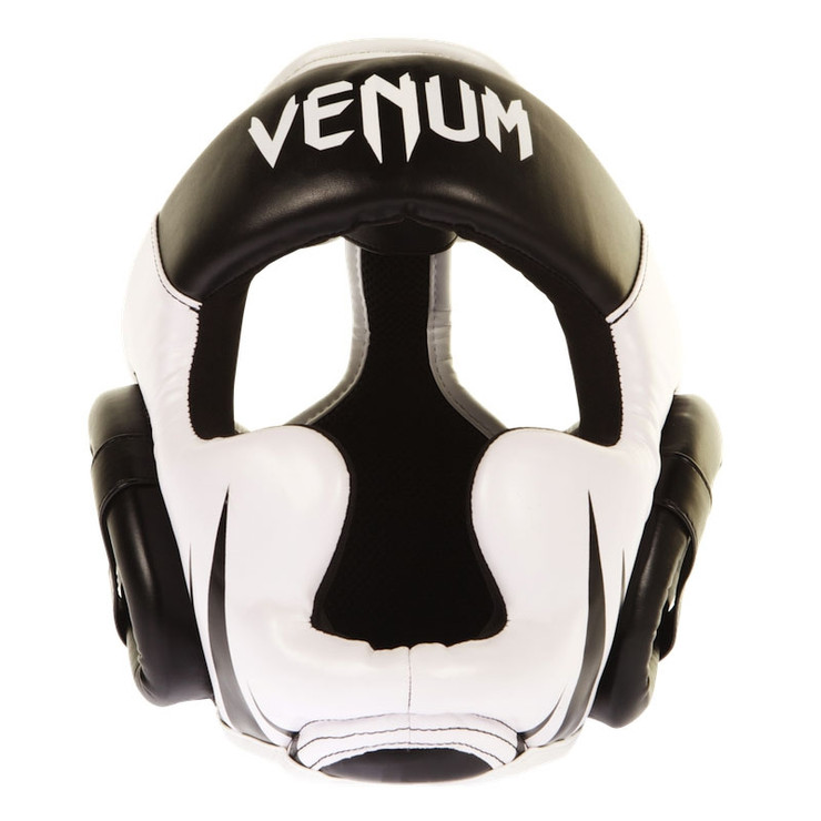 Venum Challenger 2.0 Head Guard Black/White