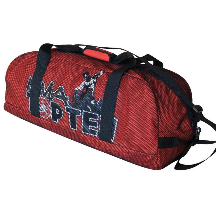 Top Ten MMA Sports Holdall Bag Red