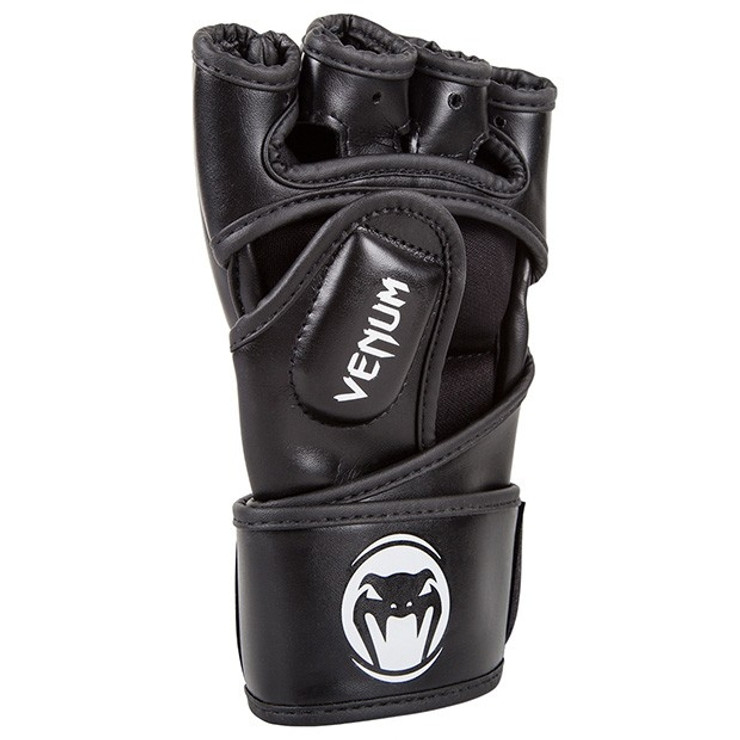 Venum Impact MMA Fight Gloves Black