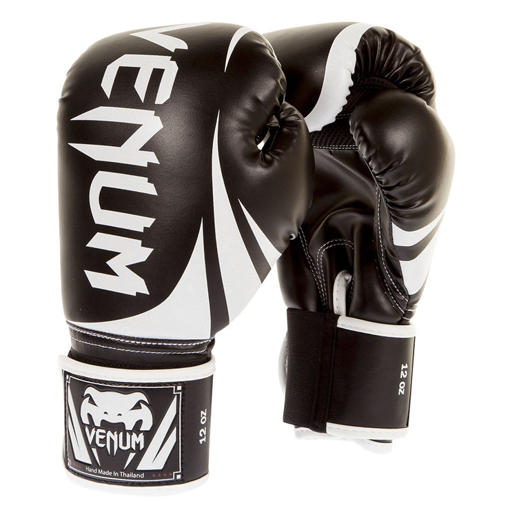 Venum Challenger 2.0 Boxing Gloves Black