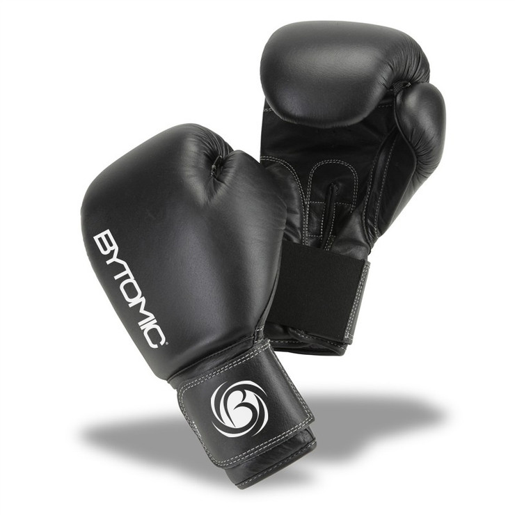 Bytomic Classic Leather Boxing Gloves Black