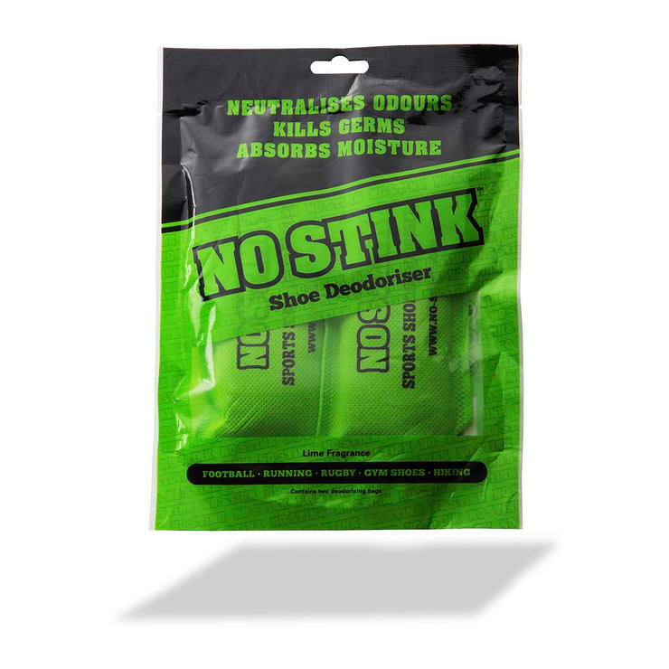 No Stink Sports Shoe Deodouriser Green