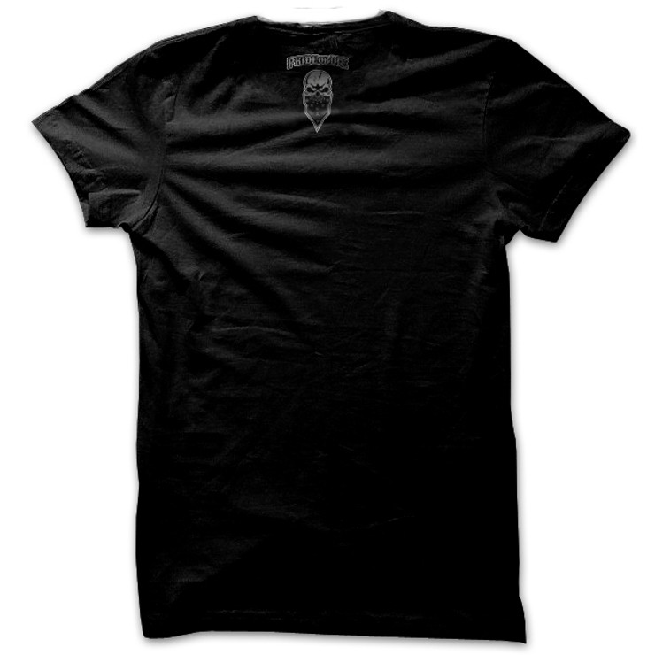 Pride or Die Stand Strong Mens T Shirt Black