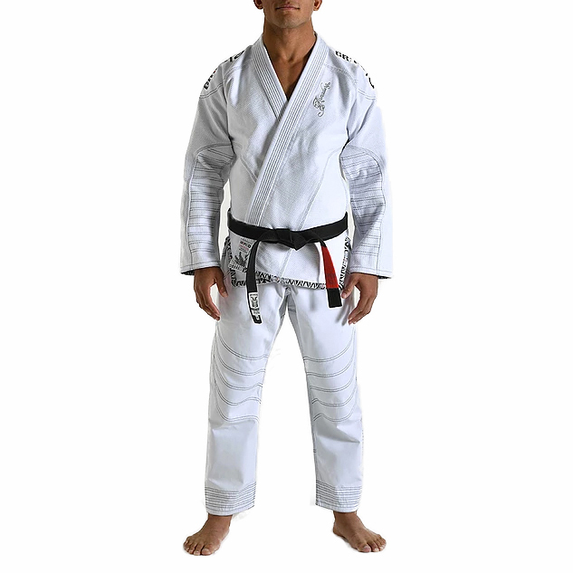GR1PS Armadura BJJ Gi White