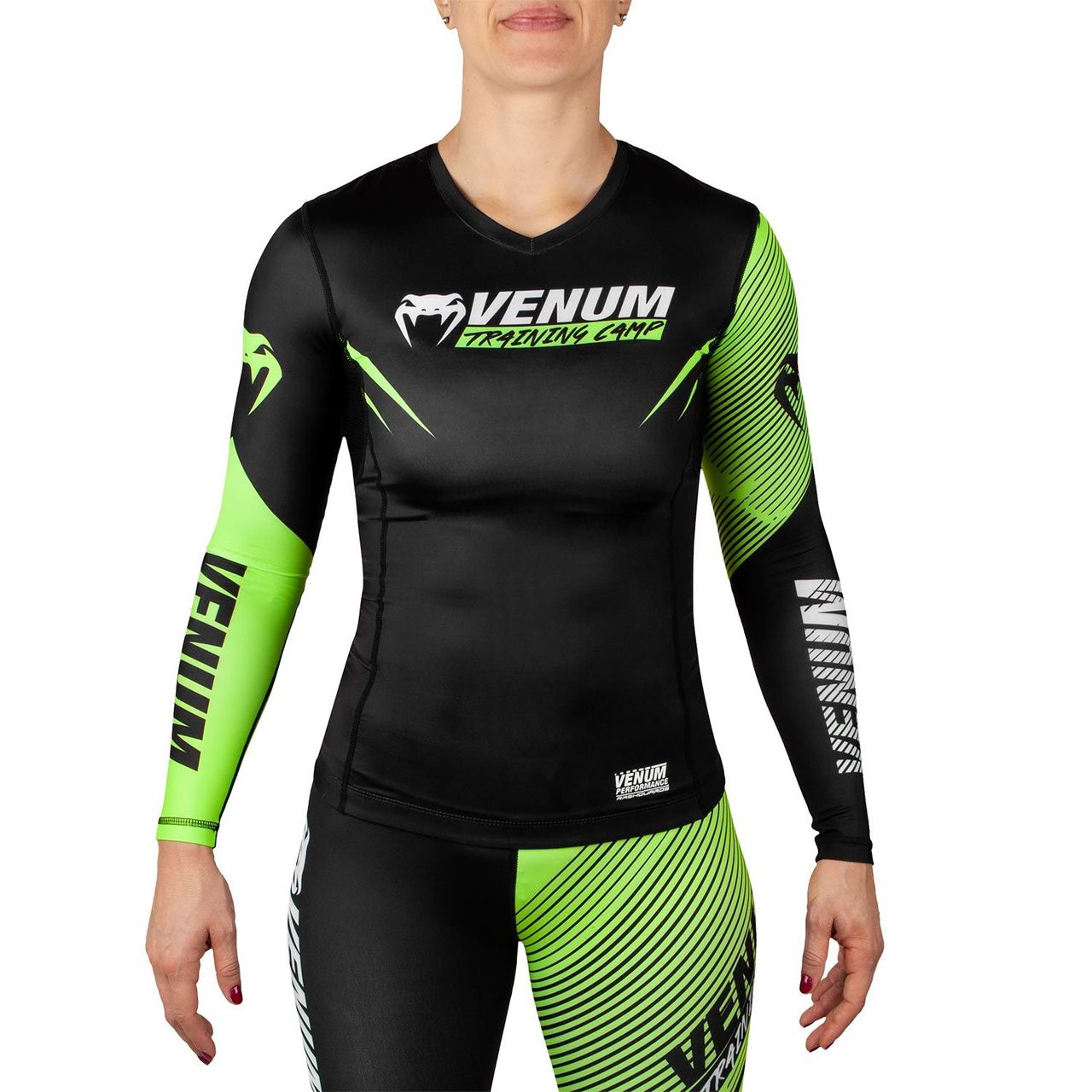 Venum Men/'s Technical 2.0 Short Sleeve Rash Guard MMA BJJ Black//Yellow