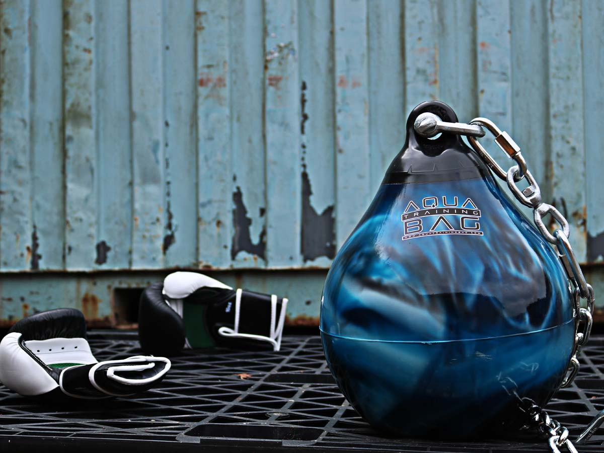 Aqua bag Energy Training Bag Bad Boy Blue