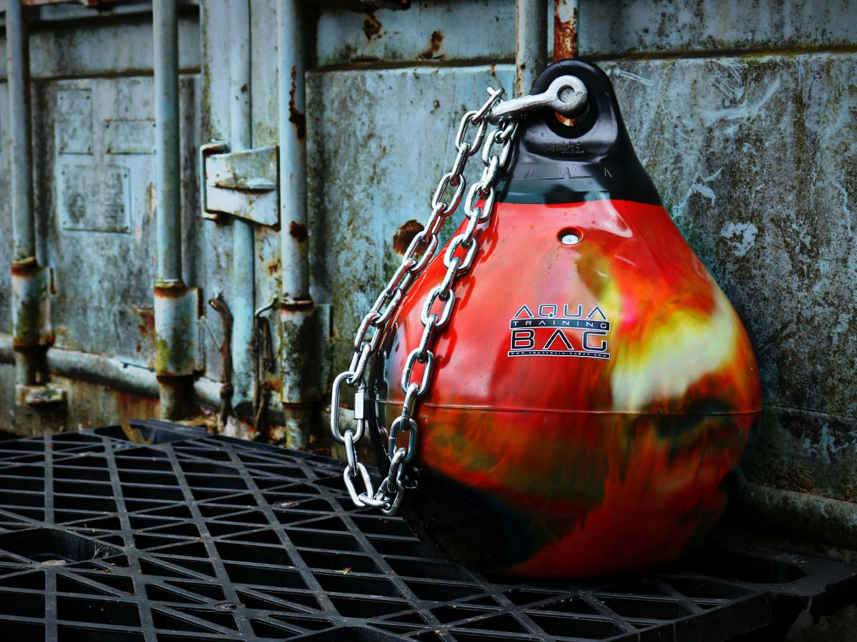 Aqua bag Energy Training Fireball Orange