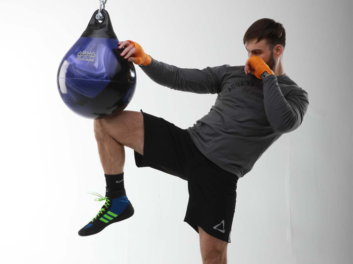 Aqua bag Energy Training Bag Black Eye