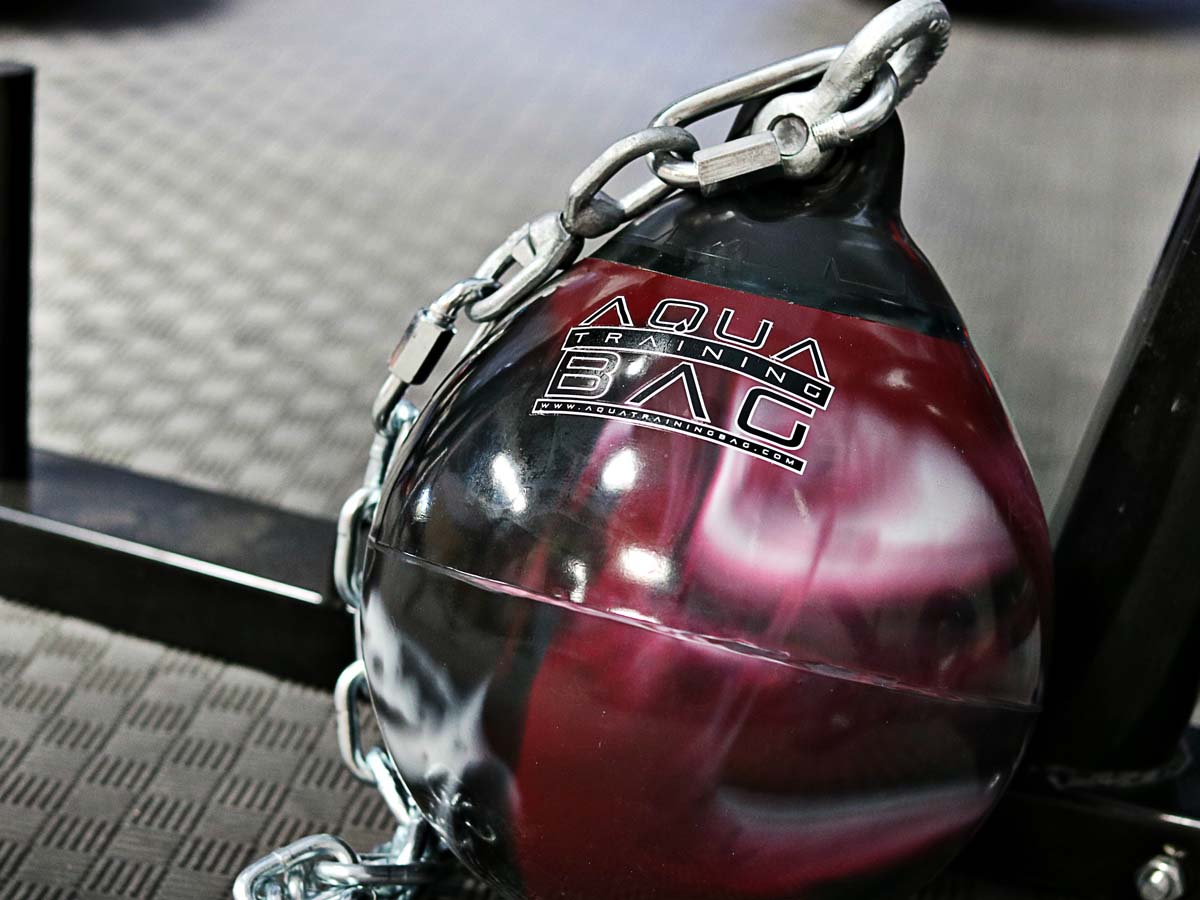 Aqua bag Energy Training Blood Red
