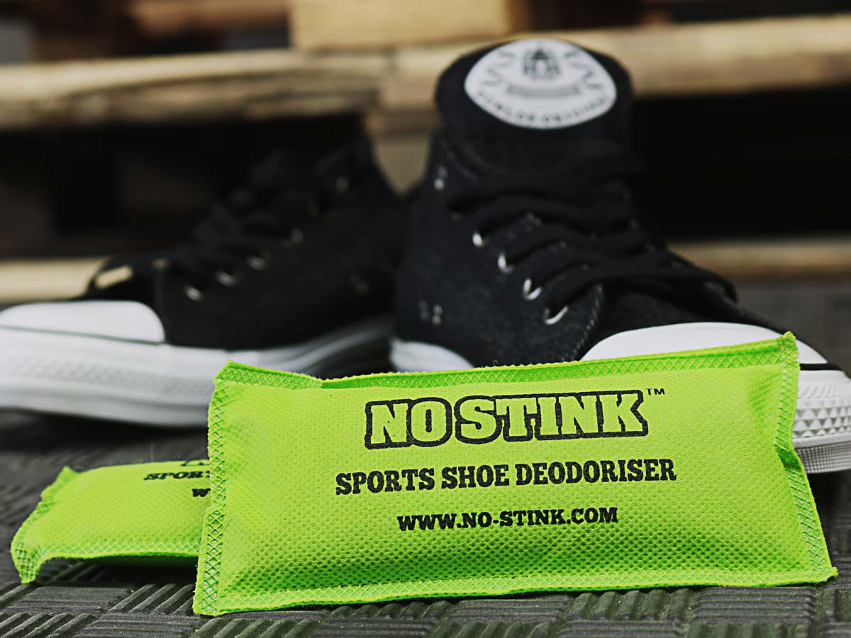 No Stink Shoe
