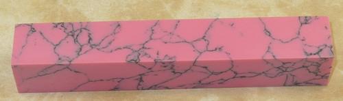 Tru Stone Pen Blank Rhodinite 7/8