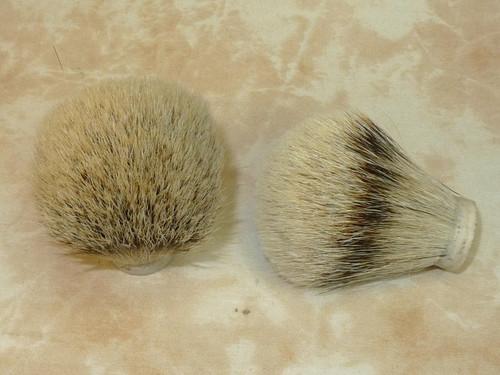 Silvertip Premium Badger Hair knot 21mm