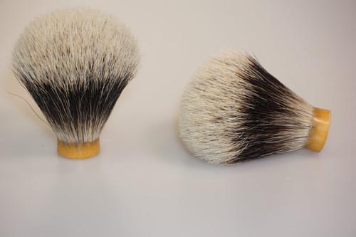 Finest Badger Hair knot 20mm