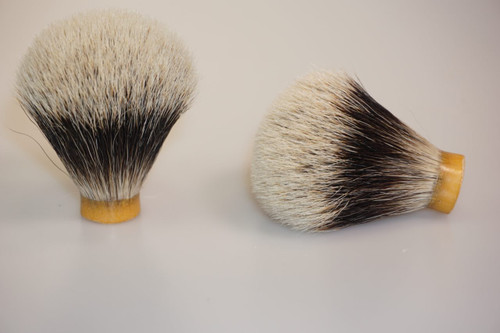Finest Badger Hair knot 20mm